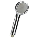 2020 Water Shower Head Super Low Pressure Boosting Bath Saving Abs Chrome jet Showers Bathroom Essentials High Quality