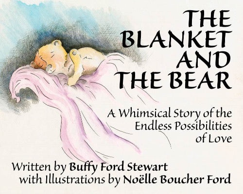 The Blanket and the Bear - Children's Book