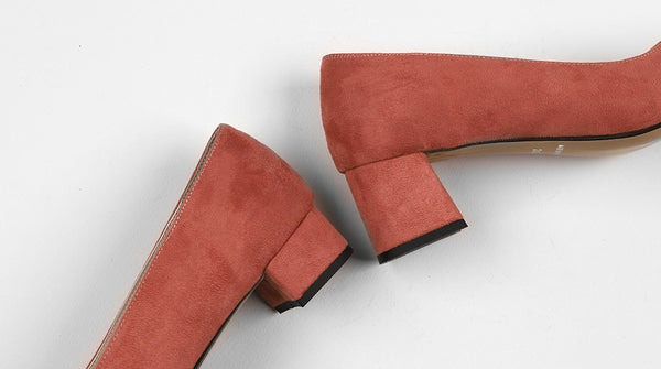 Cardin Suede Daily Middle Hee