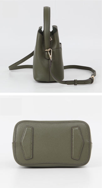 Ivy Leather Tote Bag