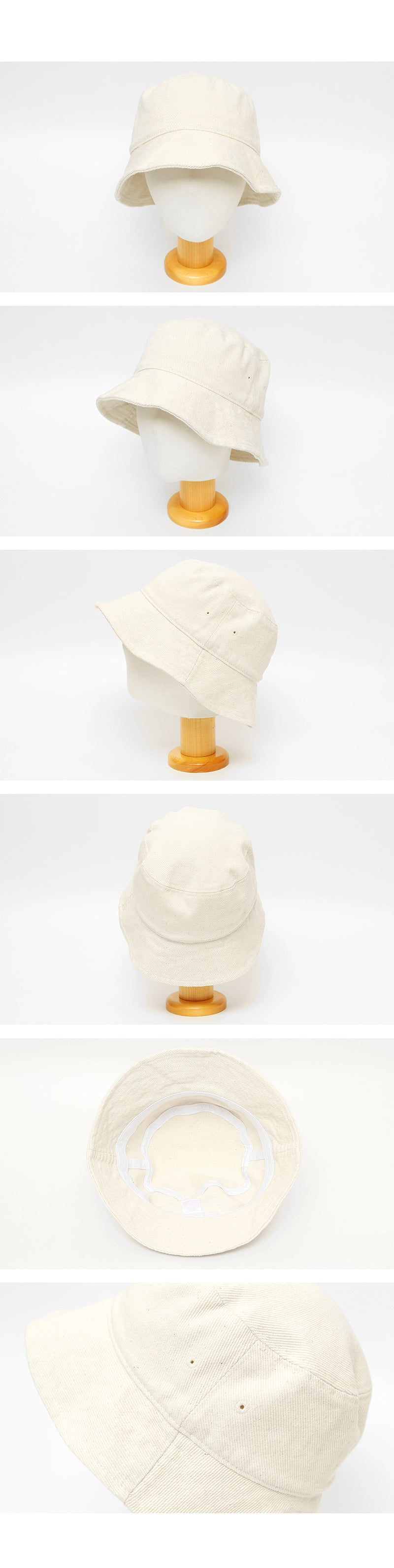 Solid Daily Bucket Hat-holiholic.com