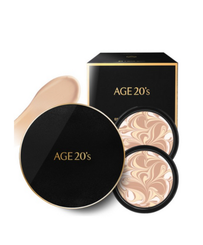[AGE 20's] Signature Essence Cover Pact Intense Cover-Holiholic