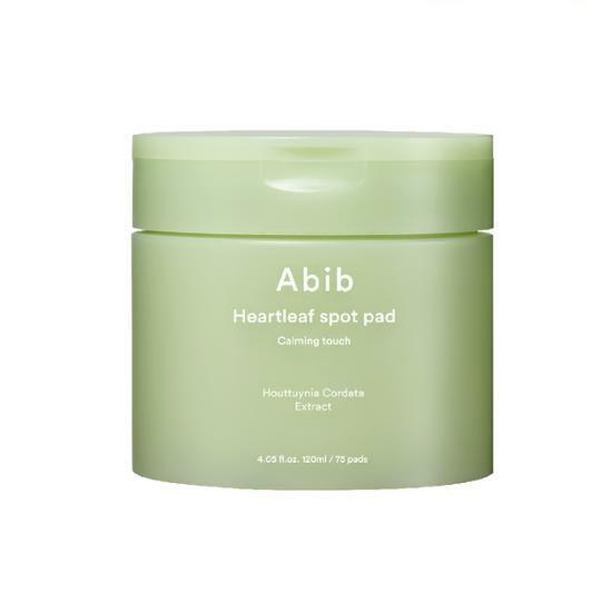 [Abib] Heartleaf Spot Pad Calming Touch 75 Sheets-Holiholic