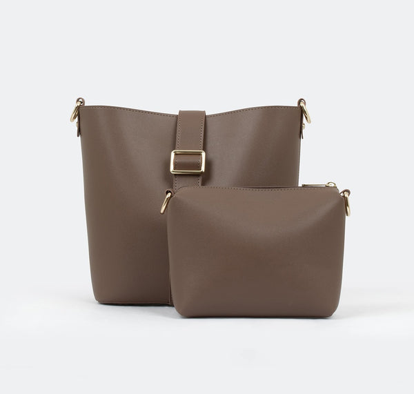 Chicago Modern Cross Bag with Pouch-holiholic.com