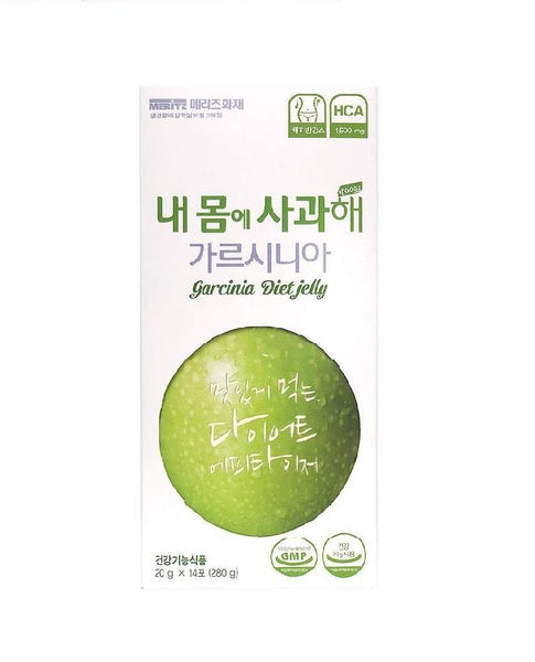 [Dr. MOON] Garcinia Diet Jelly (20g x 14 Packets)- Holiholic
