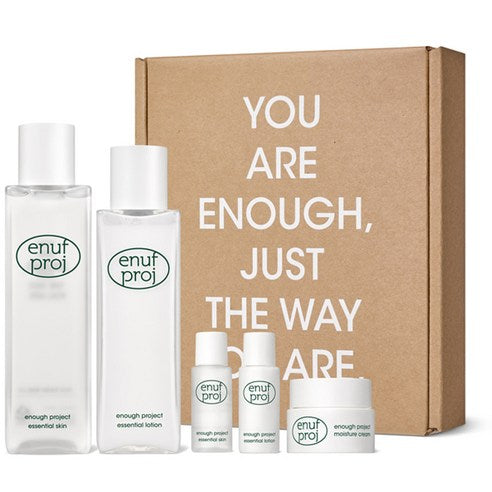 [Enough Project] Essential Skin Care Set-Holiholic