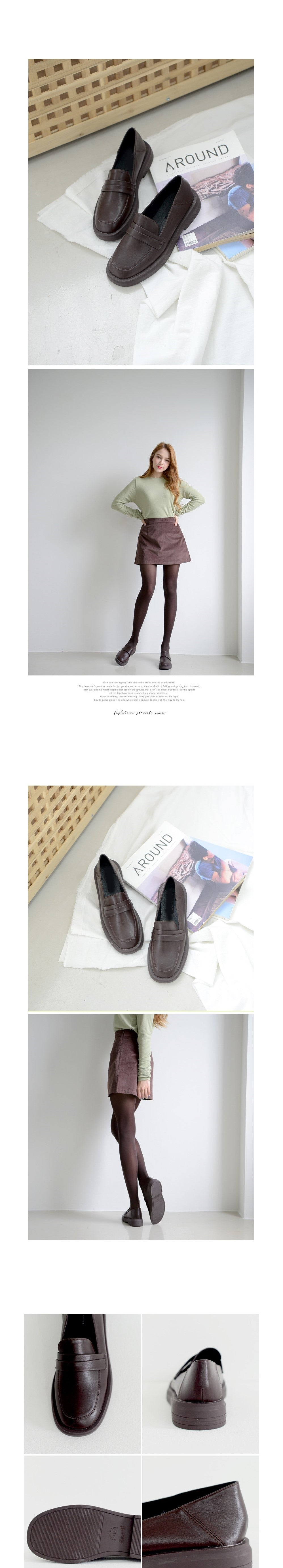 Flutter Classic Daily Loafers-holiholic.com