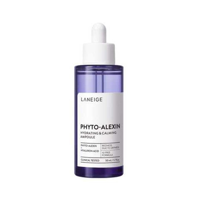 [Laneige] Phyto-Alexin Hydrating & Calming Ampoule -Holiholic