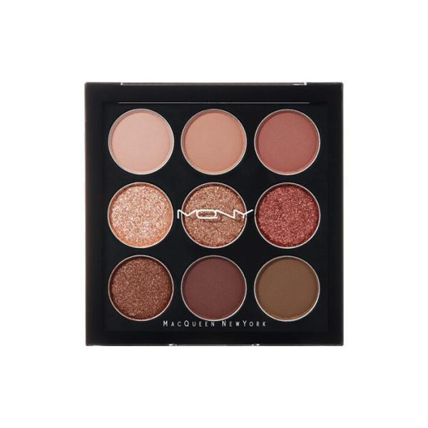 [MACQUEEN] 1001 Tone-On-Tone Shadow Palette Pro 9-Holiholic
