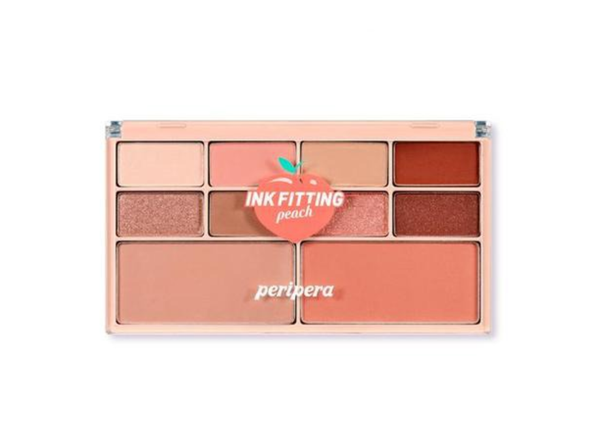 [Peripera] Ink Fitting Color Palette-Holiholic