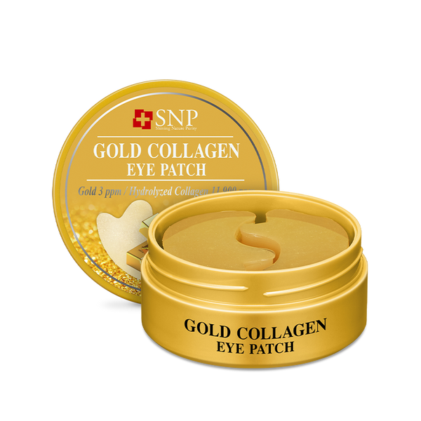 [SNP] Gold Collagen Eye Patch – 60 patches-Holiholic