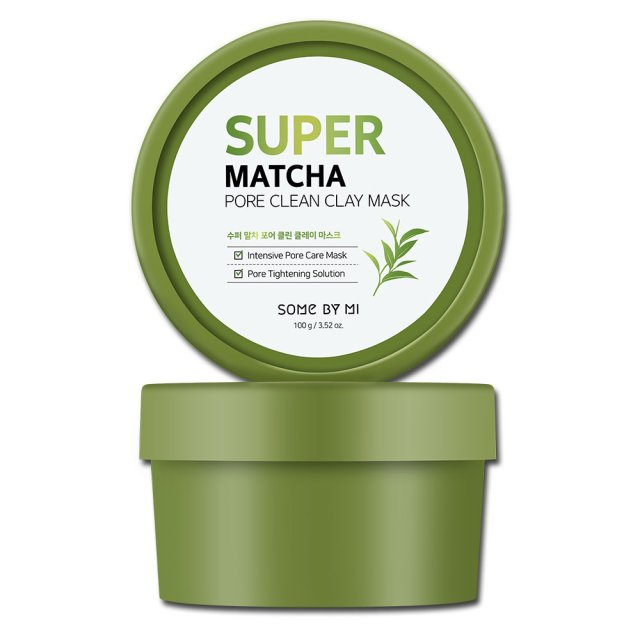 [SOME BY MI] Super Matcha Pore Clean Clay Mask