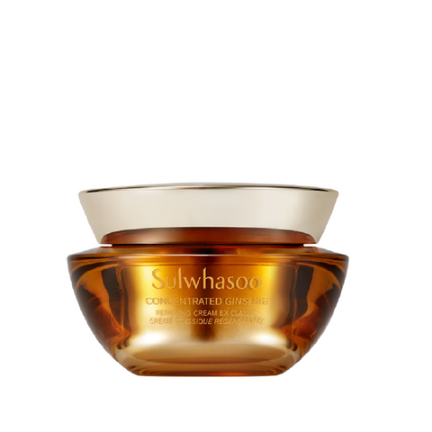 [Sulwhasoo] Concentrated Ginseng Renewing Cream EX Classic-Holiholic