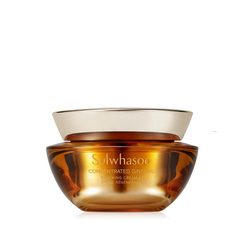 [Sulwhasoo] Concentrated Ginseng Renewing Cream EX Soft-Holiholic