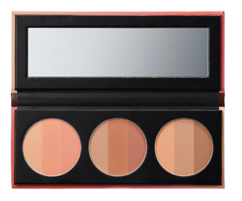 [Too Cool for School] Artclass By Rodin Tea Party Blusher Palette-Holiholic