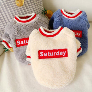 Soft Pet Clothes