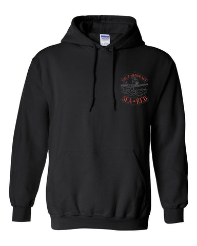 Sweatshirt - IGNORANT SEA WORLD PIRATE Hoodie