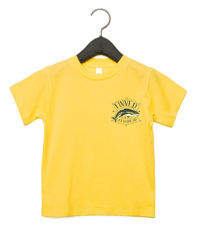Image of T-Shirts - TRÄTO FINNED GROM Jersey T-shirt