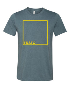T-Shirts - TRÄTO Gold Box Jersey T Shirt