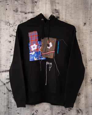 Patch Work Hoodie