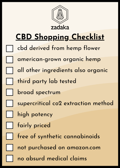 how to spot real vs fake cbd (the complete checklist)