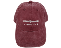 cannabis dad hat - zadaka