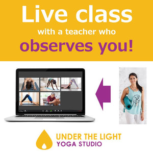 [Online] Alignment Yoga with Theme by Caymee Yap (50 min) at 11.45 am Tue on 18 Aug 2020 - Finished