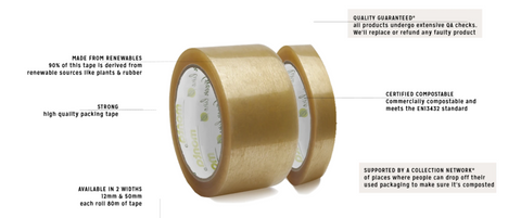 our natural tape