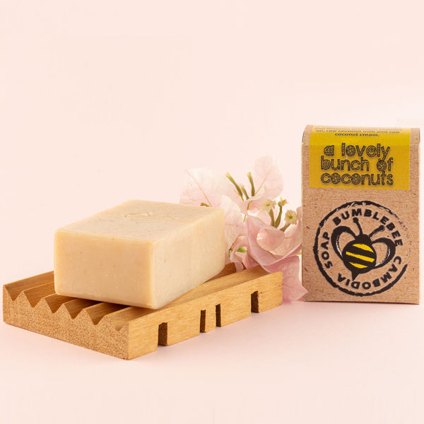 A Lovely Bunch of Coconuts - Coconut Milk Soap - SATU