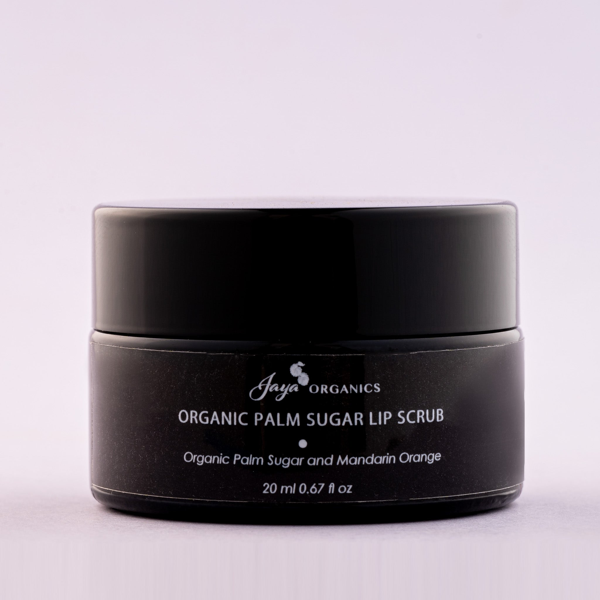 Organic Palm Sugar Lip Scrub - SATU