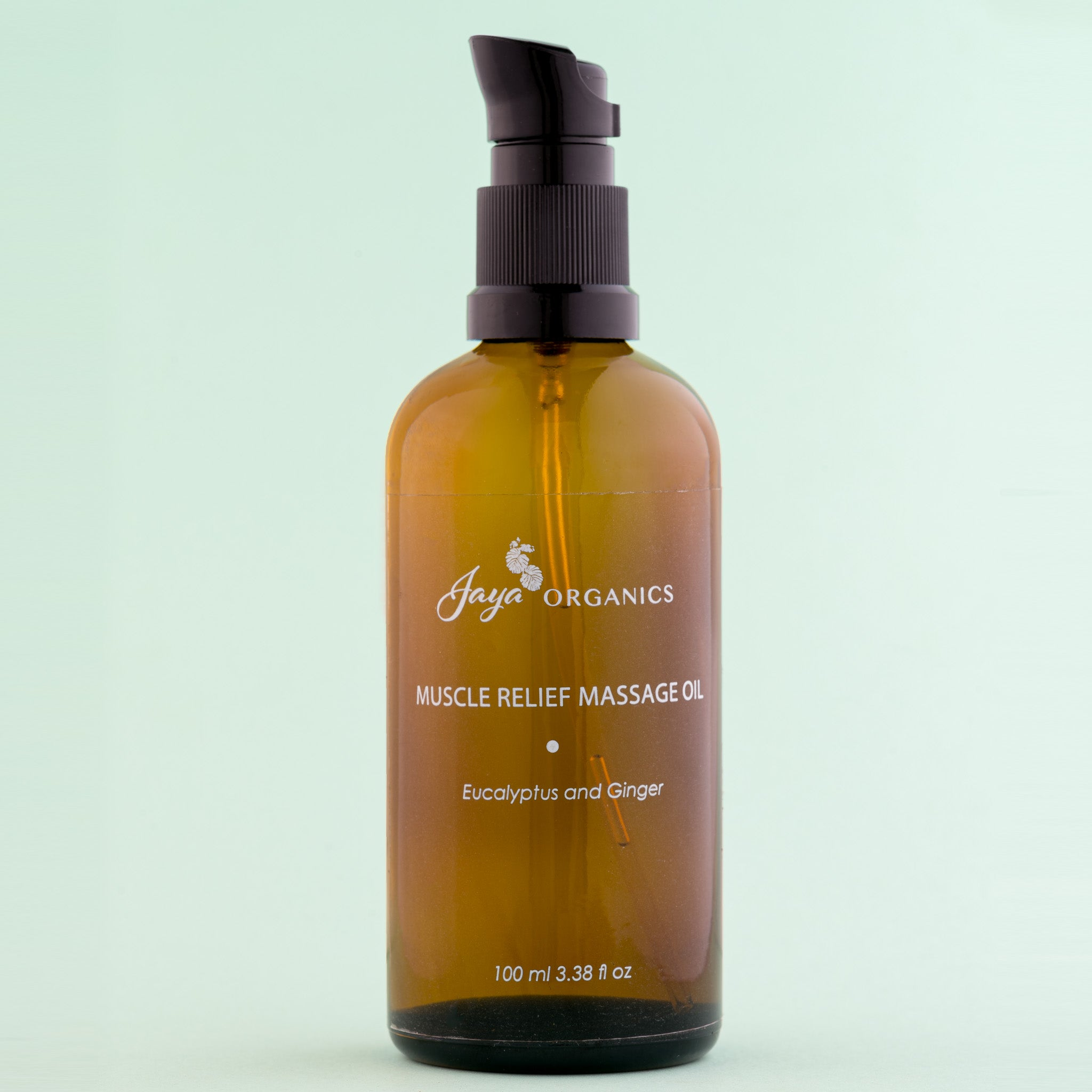 Muscle Relief Massage Oil - SATU