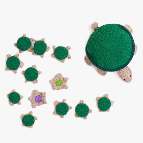 Tiny Turtles Educational Toy