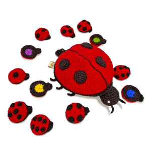 Tiny Ladybugs Educational Toy