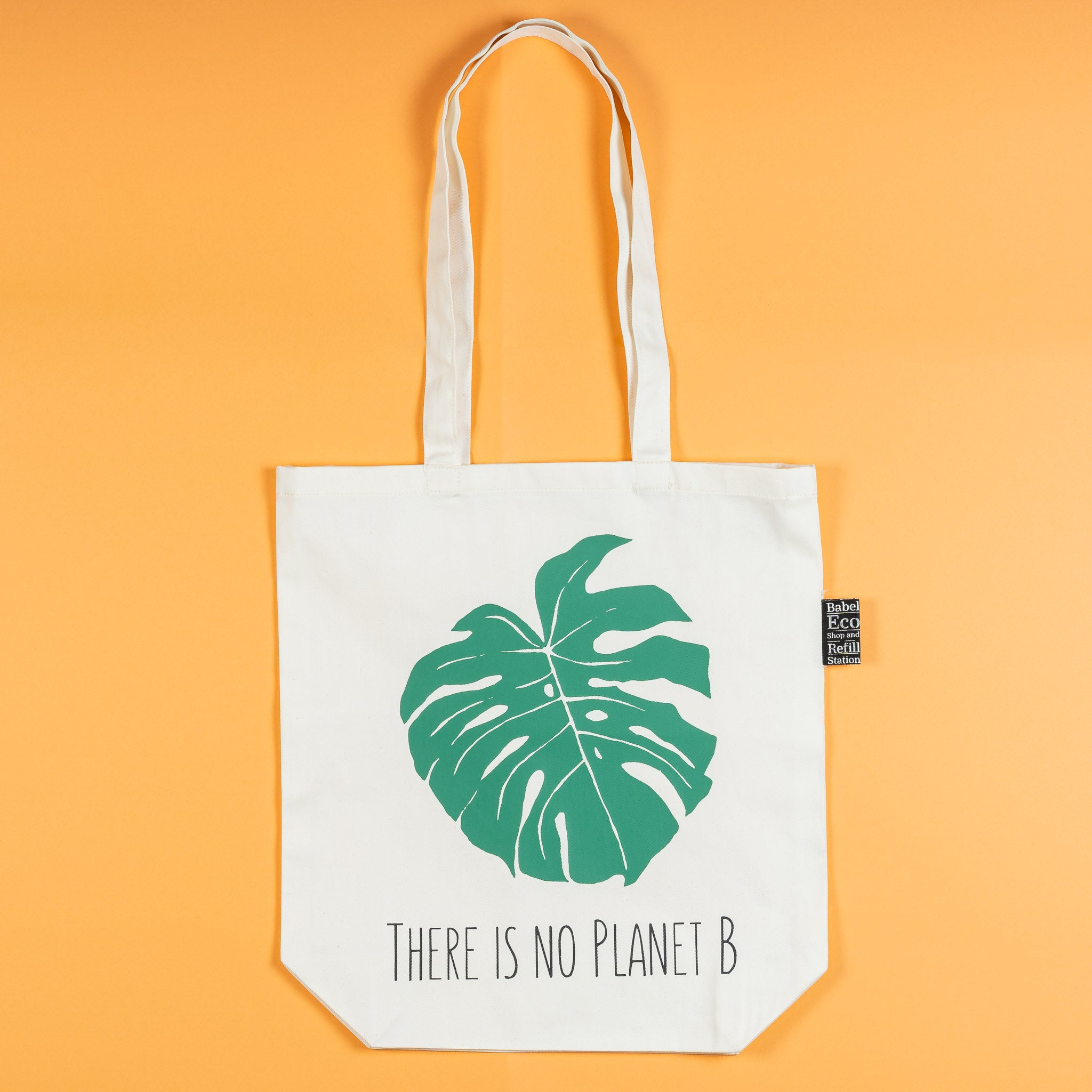 'There Is No Planet B' Tote Bag - SATU