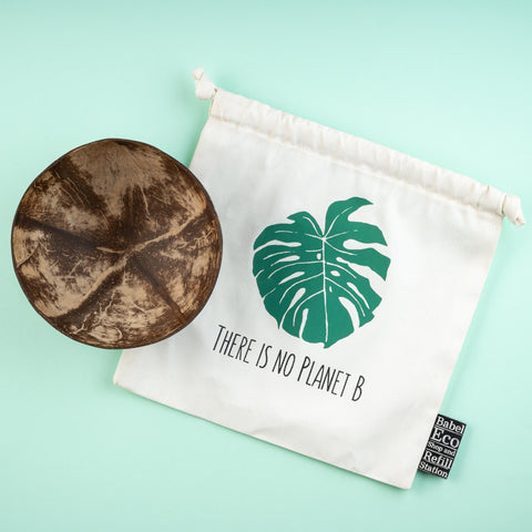 Coconut Bowl + Bag - SATU