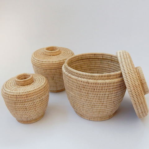 Saha Basket Set of 3 - SATU