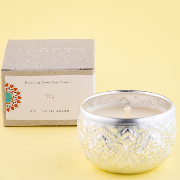 Blessing Bowl Soy Candle - SATU