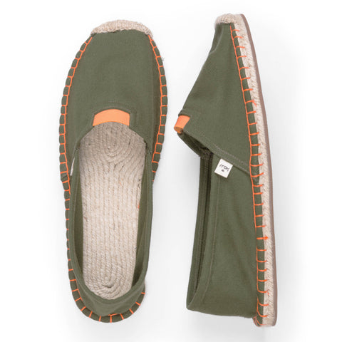 Men's Espadrilles - Urban Jungle - SATU