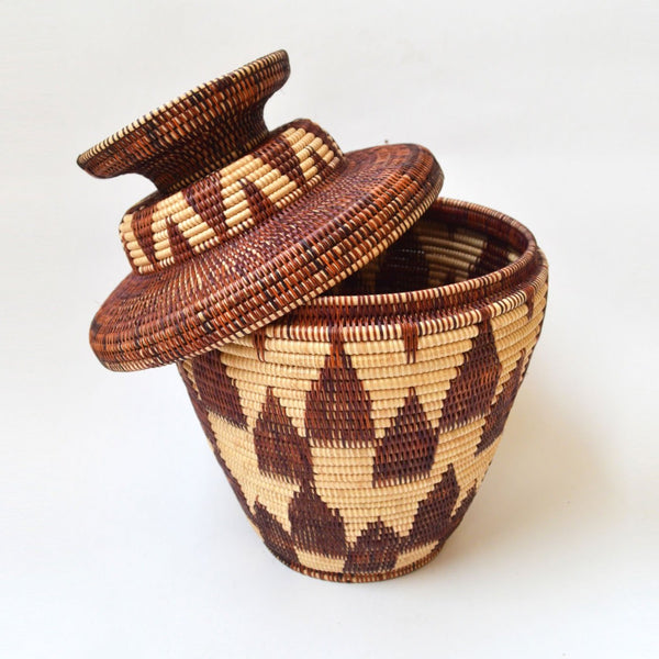Fishtooth Basket - SATU