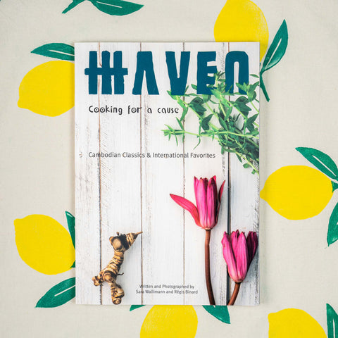 Haven: Cooking For A Cause - SATU