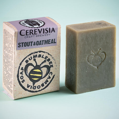 Stout & Oatmeal Soap - SATU