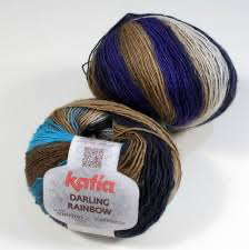 Katia Darling Rainbow 50 g