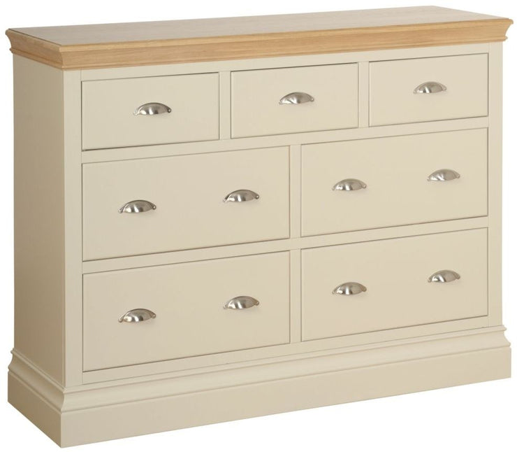 Lundy Painted 3 Over 4 Chest of Drawers