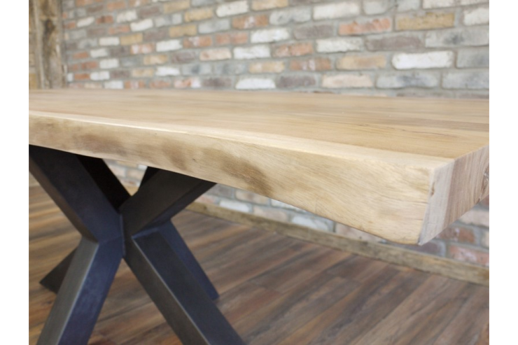 Living Edge Dining Table
