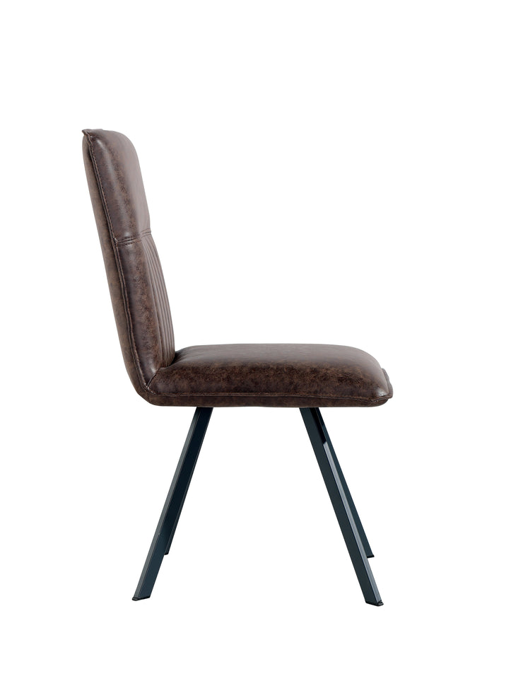 CH24-BR Dining Chair - Brown