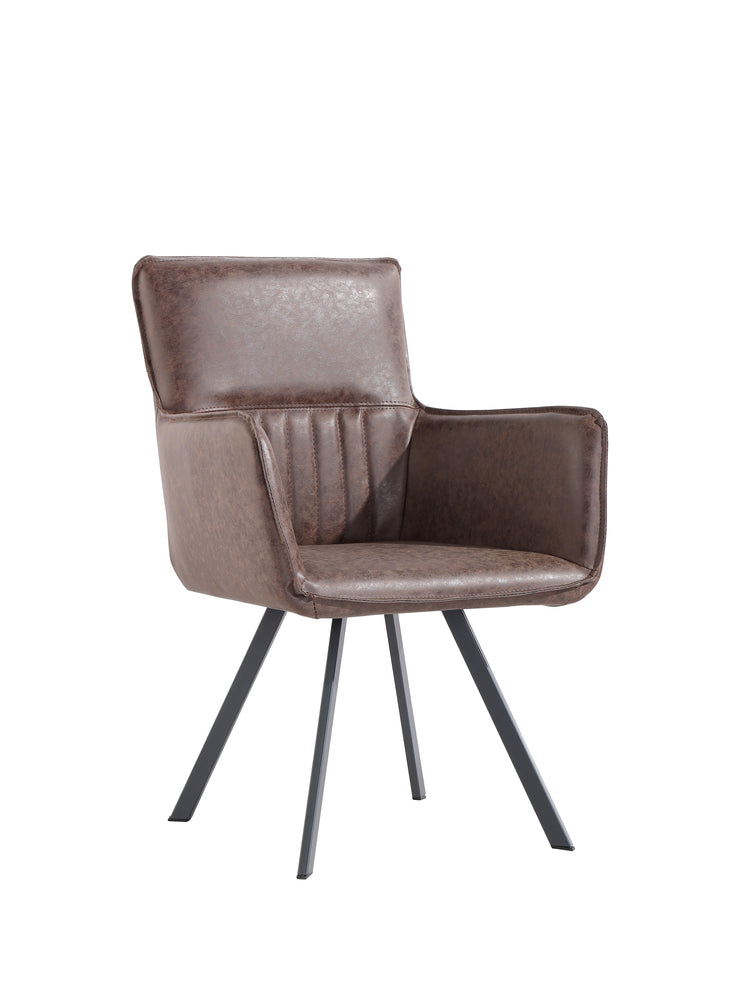 Carver Chair - Brown