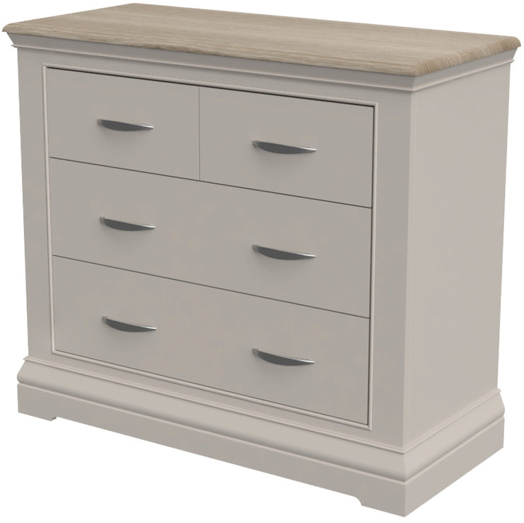 Cobble 2 Over 2 Chest of Drawers