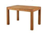 Curvus Oak Fix Top Dining Table (Various Sizes)