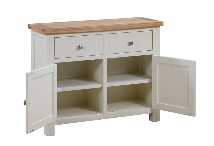 Dorset Ivory Painted 2 Door Sideboard