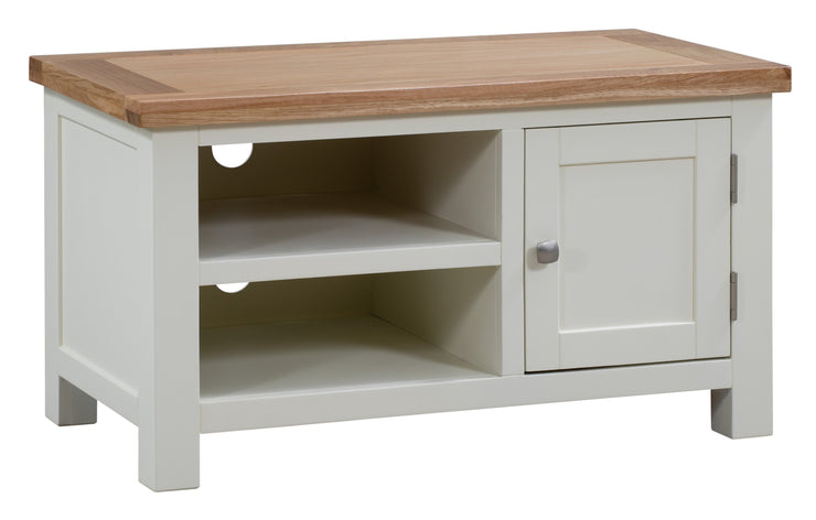 Dorset Ivory Painted Standard TV Unit